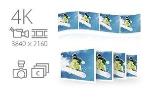 Aufnahme und Wiedergabe in 4k und Full-HD - Toshiba Exceria microSDXC
