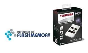 Qualität, der sie vertrauen können - Toshiba Q300 SSD mit 480GB