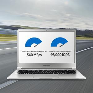 Herausragende Leistung - Samsung 850 EVO 500GB Starter Kit