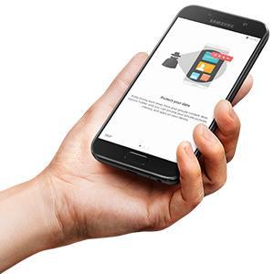 Sicher ist sicher - Samsung Galaxy A5 (2017)