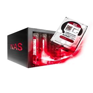 WD NAS - 3TB HDD