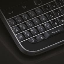 Tippen wie man es liebt: mit der BlackBerry Tastatur - RIM Blackberry Classic Q20