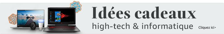 Idées cadeaux high-tech et informatique