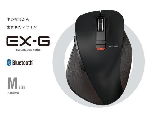 ELECOM M-XGM10BBBK エルゴノミクスデザイン