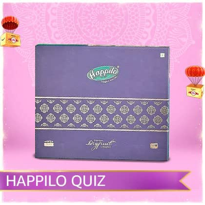 The Happilo Dry Fruit product range is a Super food with natural ____ protein. Fill in the blanks