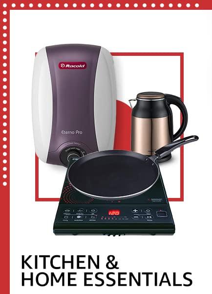 Kitchen & home essentials