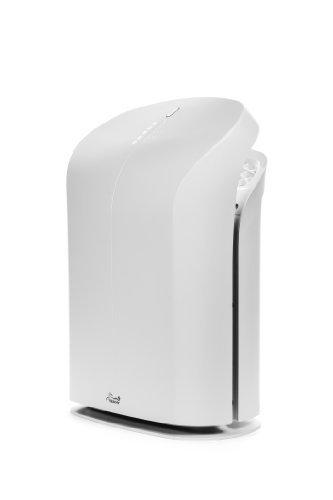 Rabbit Air BioGS 2.0 Ultra Quiet HEPA Air Purifier (SPA-625A White)