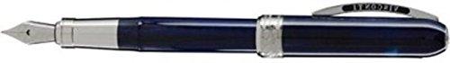 Visconti Rembrandt Blue Fountain Pen