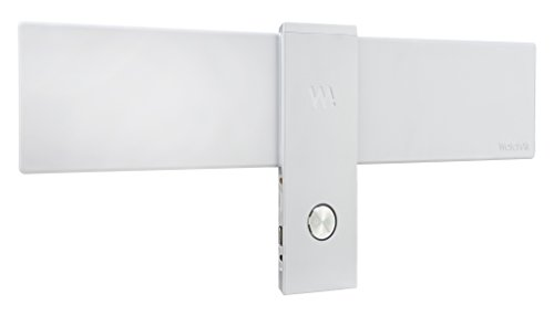WatchAir EPUS-100W Smart Antenna for a Wireless You, Local Live TV Streaming and Recording, No Wire to TV