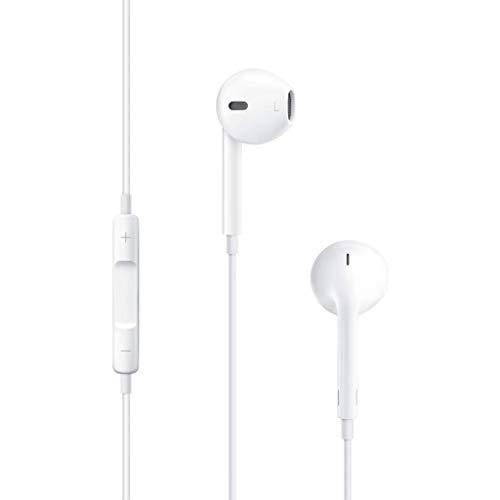 Apple EarPods with 3.5mm Headphone Plug - White