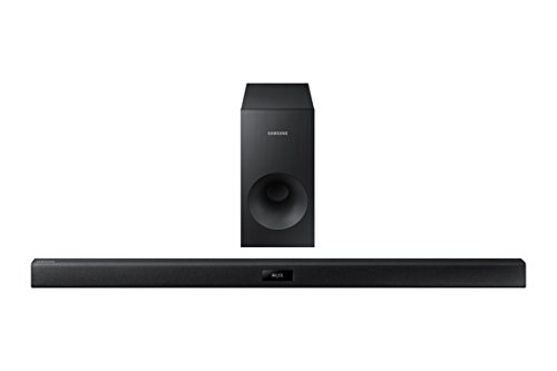 Samsung HW-J355 2.1 Channel 120 Watt Wired Audio Soundbar (2015 Model)