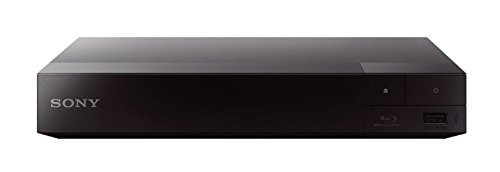 HDI BDP-S3700E Sony High Res Audio - Built-in WiFi - Multi System Region Free Blu Ray Disc DVD Player