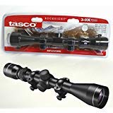 Tasco Bucksight 3-9x 40mm Rifle Scope
