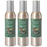 Yankee Candle Concentrated Room Spray 3-PACK (Balsam & Cedar)