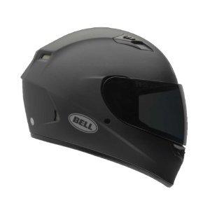 Bell Qualifier Unisex-Adult Full Face Street Helmet (Solid Matte Black, Large) (D.O.T.-Certified)