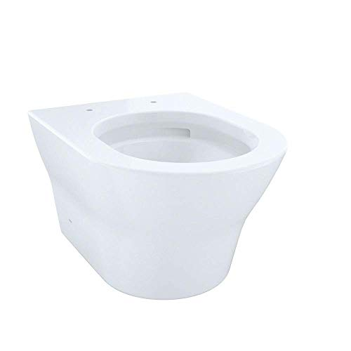 Toto Wall-Hung Toilet Bowl with CeFiONtect