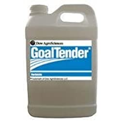 Goaltender Oxyfluorfen herbicide with pre and postemergent activity 6666050
