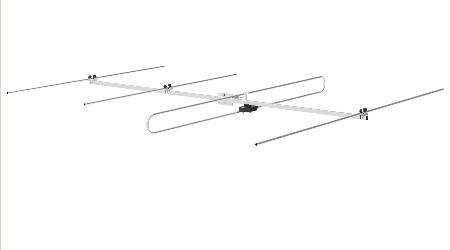 Four Element Directional Outdoor Fm Antenna New Condition