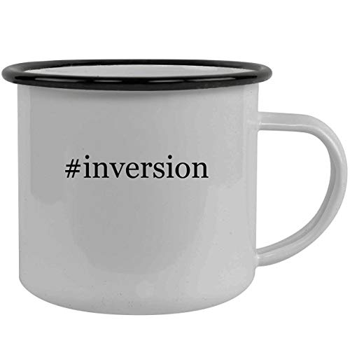 #inversion - Stainless Steel Hashtag 12oz Camping Mug