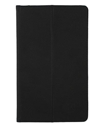 CELZO Tablet Flip Cover Case for Iball Slide Cuboid Tablet (8.0) - (Black) 2