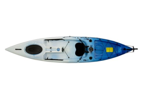 Riot Kayaks Escape Sit-On-Top Flatwater Recreational Kayak