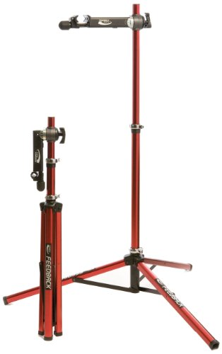 Feedback Sports Pro Classic Repair Stand (Red)