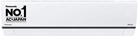 Panasonic 1 Ton 4 Star Wi-Fi Inverter Split AC (Copper, Nanoe air purification technology, 2020 Model, CS/CU-WU12WKYXF, White)
