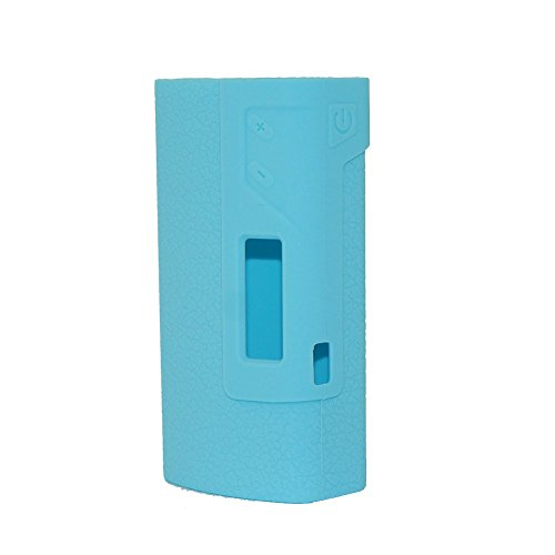 Silicone Case for SIGELEI 213W TC Skin Sigelei 213 Sleeve Cover Wrap (Teal)