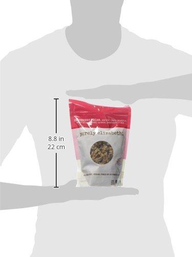 purely elizabeth Ancient Grain Granola, Cranberry Pecan, 12 Ounce 4