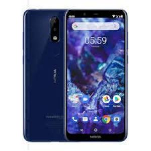 Nokia 5.1 Plus (Blue, 32 GB) (3 GB RAM)