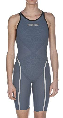 310B%2BkXrVEL INFINITY LOOP bonded seam construction with X-PIVOT POINT for perfect body position, body rotation control & stroke efficiency ULTRA COMPRESSION PANELS in the legs and core for extra muscle support and targeted compression, when and where needed CARBON ULTRA CAGEwith 3 times the carbon fiber of any other arena Carbon suit for multi-direction, high-density, intelligent compression.