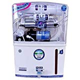 Aqua Grand Plus 12 Liter RO+UV+UF+TDS Controller 16 Stage Purification Next Generation Advance Water Purifier for Healthy Water with Food Grade Plastic Body
