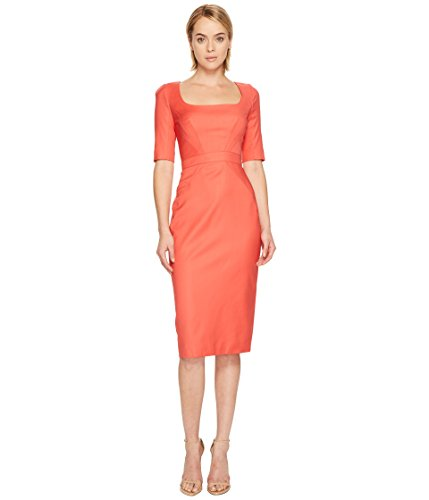 71bszMXhRGL Zac Posen Women's Size Conversion Chart Optimize your style by aiming for excellence in the Zac Posen™ Tropical Wool Short Sleeve Scoop Neck Dress.