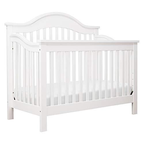 DaVinci Jayden 4-in-1 Convertible Crib in White | Greenguard Gold Certified