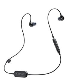 Shure SE112-K-BT1 Wireless Sound Isolating Earphones