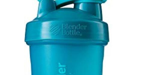 BlenderBottle Classic Loop Top Shaker Bottle, Pebble Grey, 20-Ounce