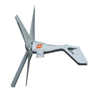 MarsRock Mini Wind Turbine DC 12V or 24V 3 Blades 400W 300W Wind Turbine Generator with built-in Rectifier module , 2M/S Start Wind Speed