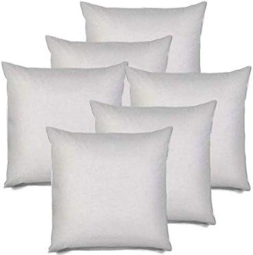 IZO All Supply Square Sham Stuffer Hypo-Allergenic Throw Pillow