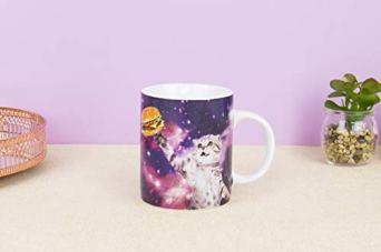 Gift-Republic-GR450008-Space-Cat-Mug-95-x-11-x-8cm-Multicolor
