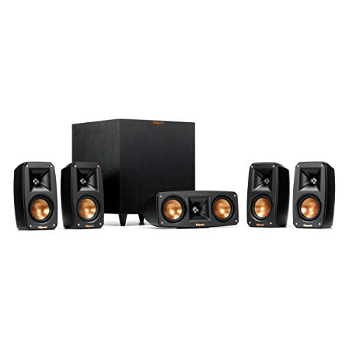 Klipsch-Reference-Theater-Pack-51-Channel-Surround-Sound-System-Wireless-High-Fidelity-Subwoofer-Wall-Mountable-Design-Spmor-Mouse-Pad
