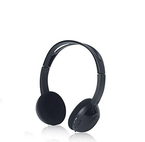 Chrysler Dodge Jeep Compatible Wireless Headphones Headsets. Rear Seat DVD Headphones.