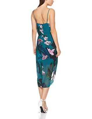 Cooper-St-Womens-Lagoon-Drape-Dress