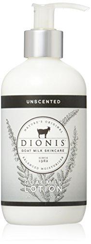 Dionis Original Goat Milk Skincare Unscented Lotion, 8.5 Ounce