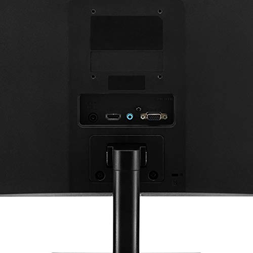 "312ktfIF01L LG 27"" Full HD (1920 x 1080) TN Panel Monitor, HDMI & VGA Port, 2 ms Response Time, 75 Hz Refresh Rate & AMD Freesync - 27MK400H (Black)"