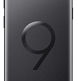 Samsung Galaxy S9, 64GB, Midnight Black – For AT&T / T-Mobile (Renewed)