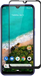 VIMES™ Xiaomi Redmi Note 8 Pro -11D/6D Tempered Glass, Full Edge-to-Edge 11D/6D Screen Protector for Mi Redmi Note 8 Pro (Black) 121