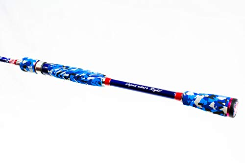 Favorite Fishing USA- Defender Spinning Rod, 7'3