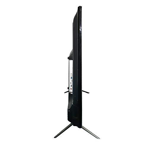 RCA 140 cm (55 inch) 4K Ultra HD Smart LED TV 55WR1904U (Silver) (2019 Model) | with Quantum Backlit Technology 9