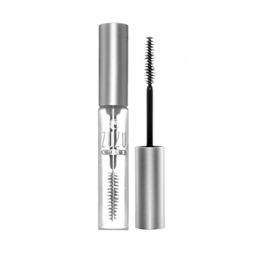Zuzu Luxe Mascara (Clear),0.25 oz,add lush volume to lashes, Vitamin Enriched formula conditions lashes, Water resistant. Natural, Paraben Free, Vegan, Gluten-free, Cruelty-free, Non GMO. 1