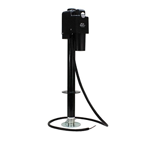Quick Products JQ-3500B Electric Tongue Jack-Black